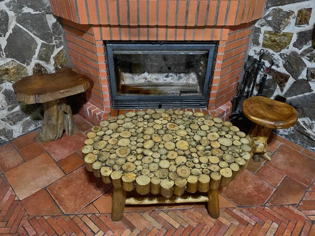 Mesa Rustica artesanal