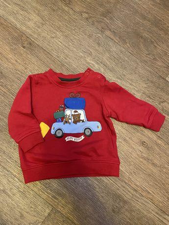 H&M новогодний свитер