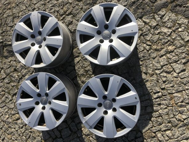 Felgi aluminiowe Audi A4, A6 5x112, 7Jx16 ET42