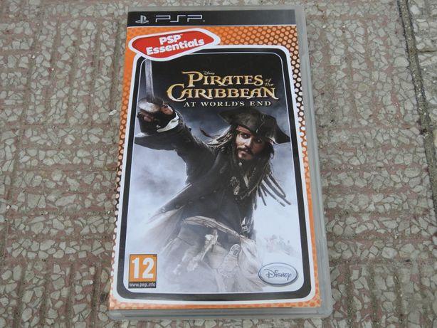 PSP Gra Piraci z Karaibow na Krancu Swiata