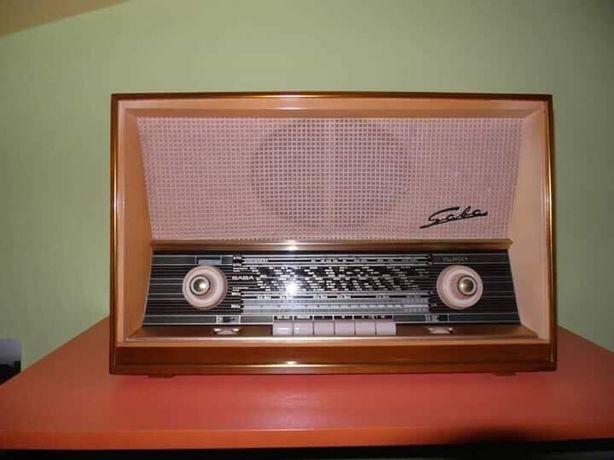 Rádio coleção Saba