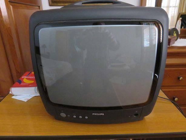 TV PHILIPS s/comando manual