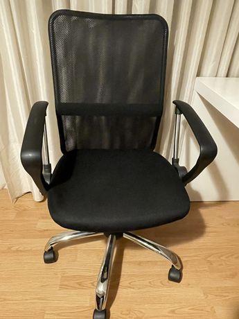 Cadeira de escritorio Conforama