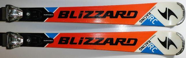 Narty Blizzard RACING RC TIANIUM 172 CM