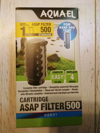 Catridge wkład do filtra Aquael Asap 500