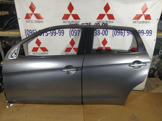 Двери Mitsubishi ASX, outlander sport, митсубиси асх