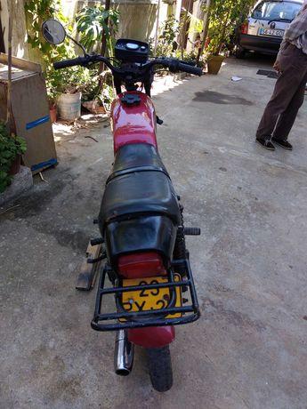 Vendo mota macal sachs restaurada
