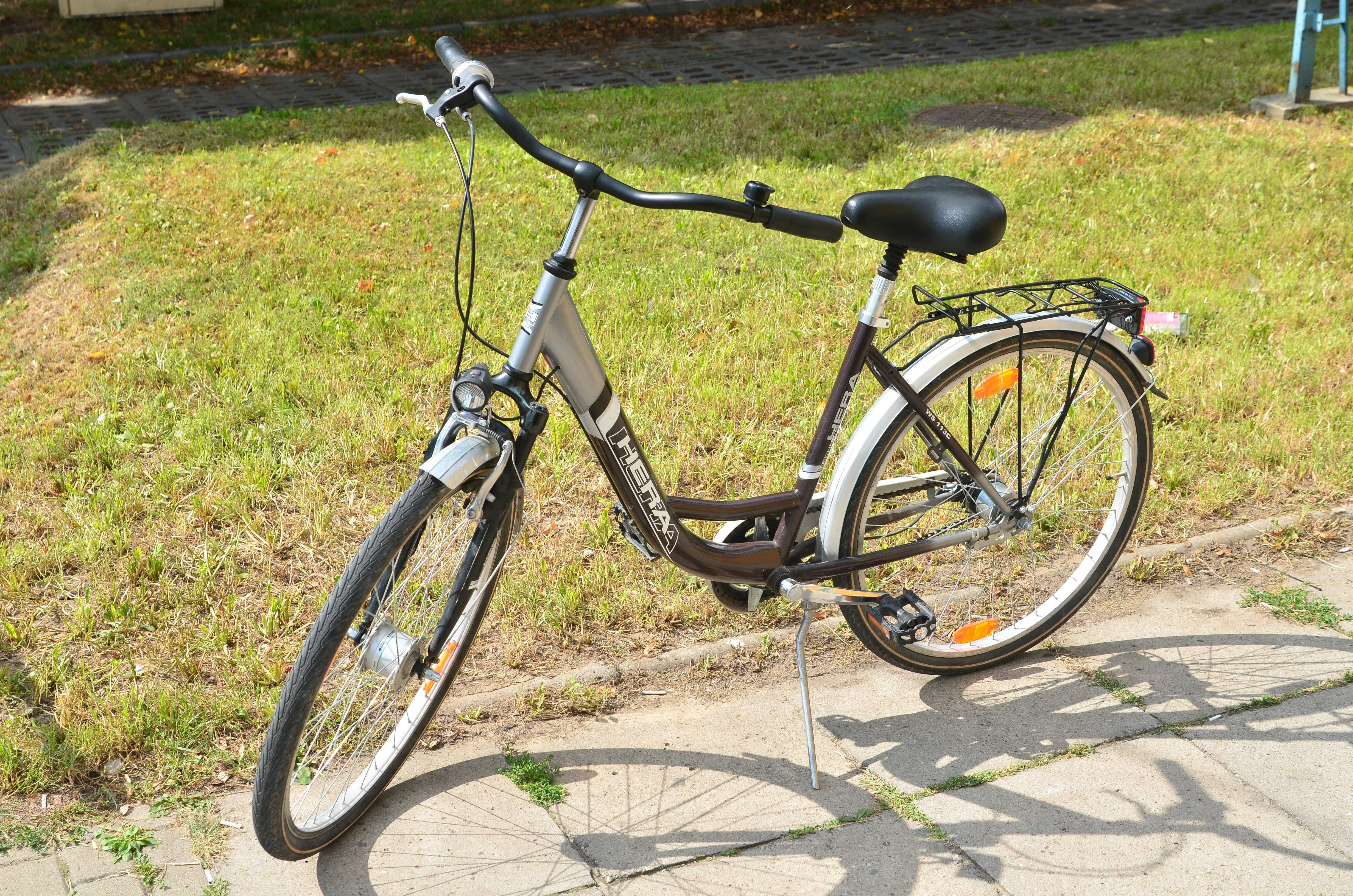 Rower miejski HERA WS113c  Lombard Tarnów