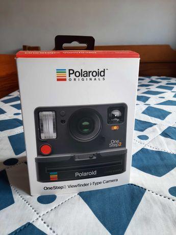 Polaroid OneStep 2 - Preta - como nova e com Caixa