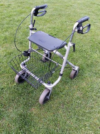 balkonik, wózek, drive, podpórka, rehabilitacyjny