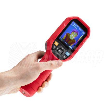 Kamera termowizyjna zdalny pomiar temperatury UTi220K COVID-19