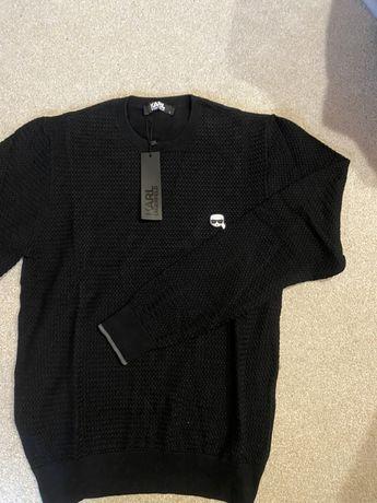 Sweterek meski Karl Lagerfeld