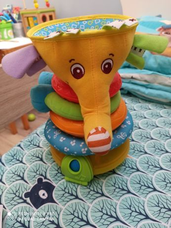 Zabawki dla maluchów