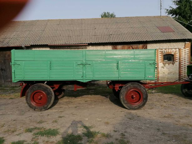 Przyczepa rolnicza NOTHNAGEL 11 ton