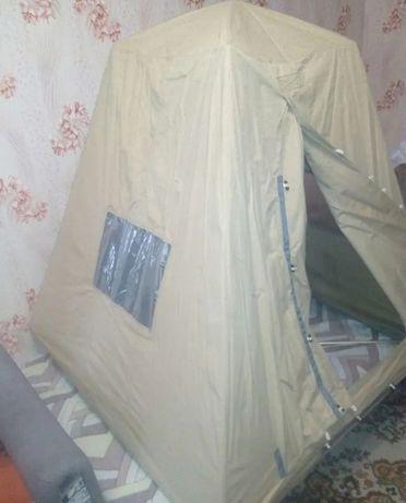 Продам палатку для зимней рыбалки Ссср Новая, пишите звоните 3 фото