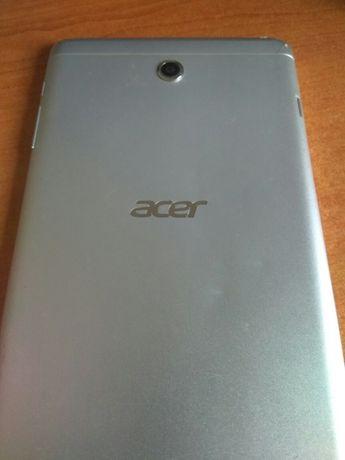 Tablet Acer com ecrã ligeiramente partido