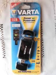 Fhone Power Varta