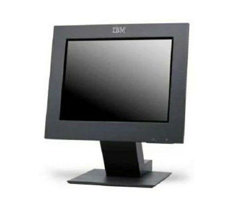Б/у Сенсорный POS-монитор кассира IBM 4820-2GD 12 дюймов
