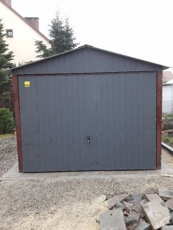 Garaż blaszany 3x5 Kolor I gatunek