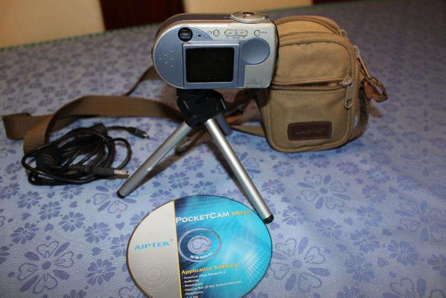 Camera Fotográfica Aipteck Pocket Cam 3 Mega