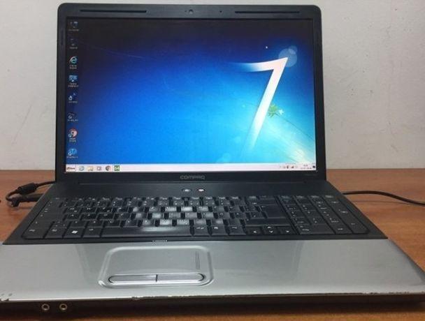 Большой ноутбук HP Presario CQ 70 (идеал).