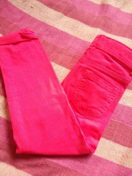 10 pares de calças menina 3/4 anos