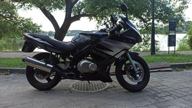 Suzuki GS500F kat. A2