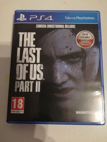 The Last of Us part2 dubbing PL ps4