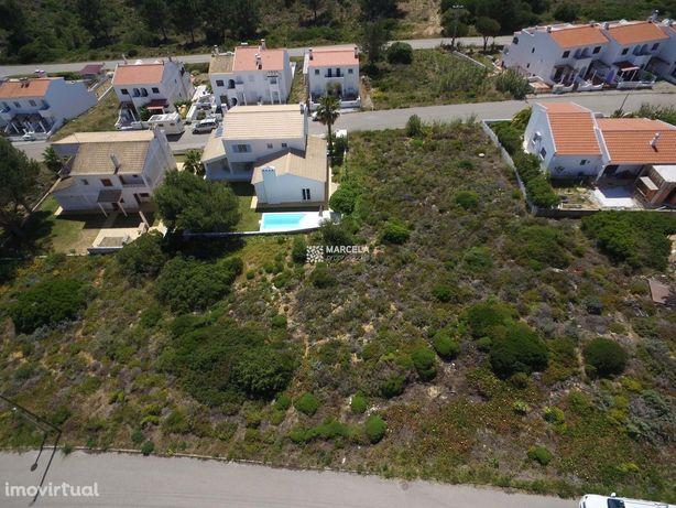 Lote Urbanizado Para Construção, Espartal, Monte Clerígo – Aljezur