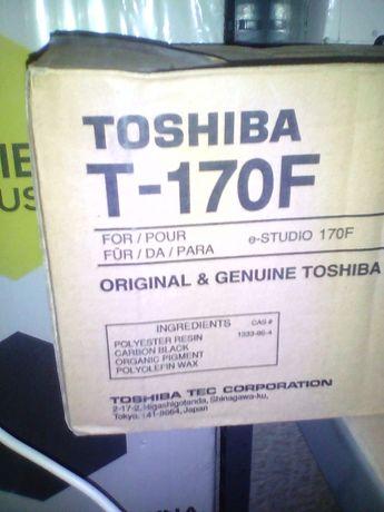 Toshiba T-170F Оригинальный тонерный картридж Toshiba E-Studio 170F