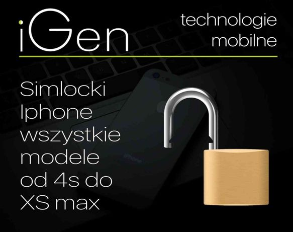 Unlock Apple iPhone - all models, iGen Lublin