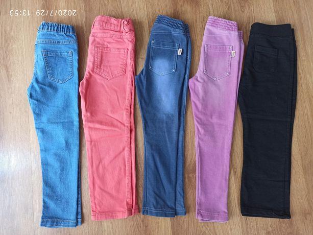 Spodnie rozm. 98-104
