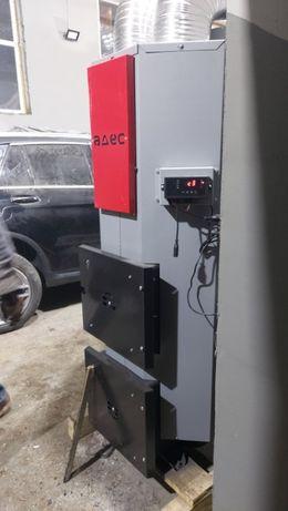 Теплогенератор Адес 35-70 кВт ( воздушный котел)