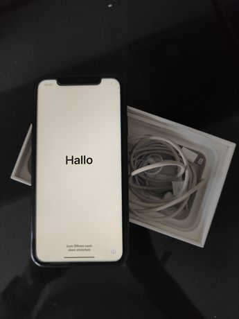 iPhone XR 64GB + Caixa + Cabo + Auriculares