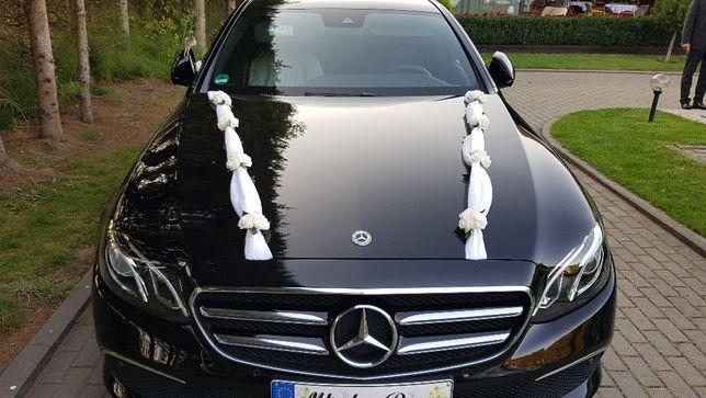 Dekoracja Samochodu - Ślub i Wesele