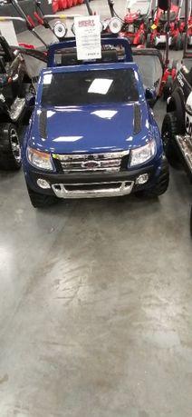 Ford Ranger Blue .Pojazd na akumulator