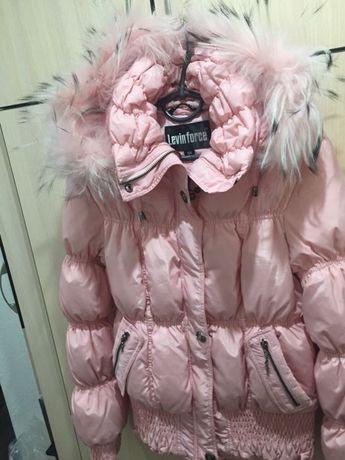Куртка пухова підліткова