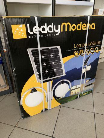 Latarnia LEDDY MODENA solarna