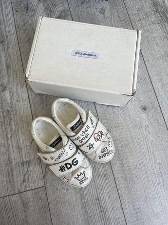 Детска обувь для мальчика Dolce&Gabbana