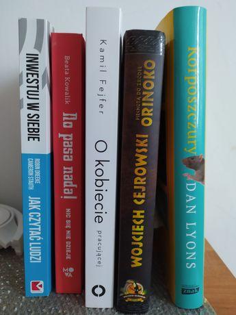 Książki - używane