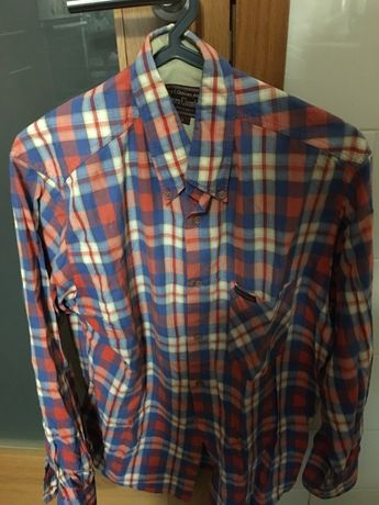Camisa homem Marlboro (Nova)