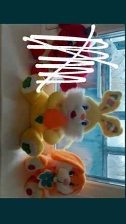 Дитячі іграшки мягкі