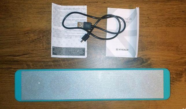 głośnik Bluetooth hykker Deep Sound Speaker 2x3W