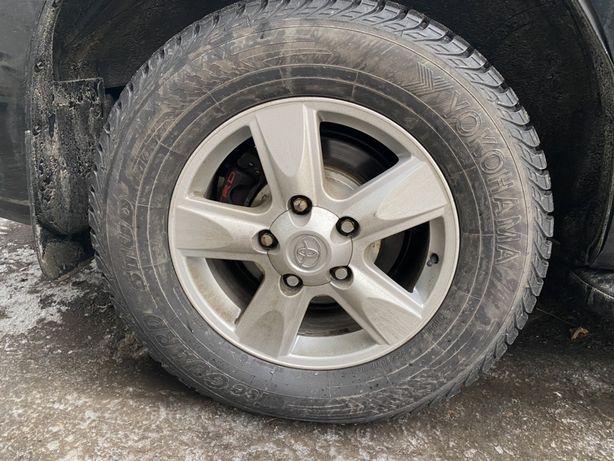 Диски с резиной Yokohama Toyota LC200/Tundra/Lexus LX 570/470