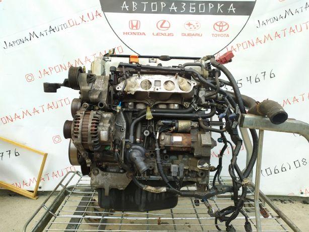 Двигатель Мотор 2,0 бензин K20A6 K20Z2 K20A4 Honda Accord CL7 CR-V 2