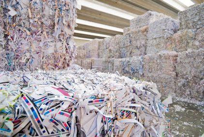 Utylizacja odpadów papierowych