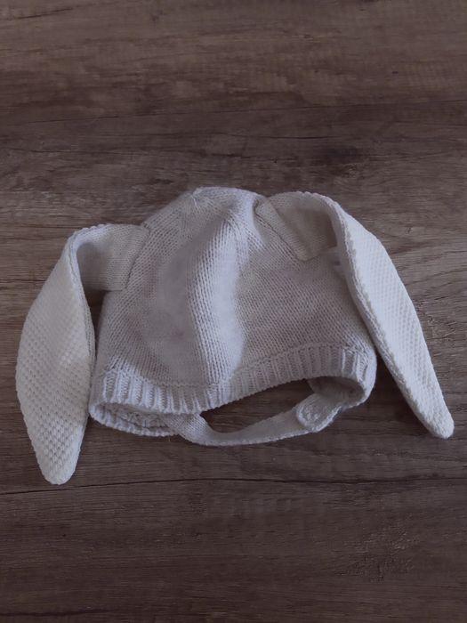 Czapka niemowlęca z uszami Bydgoszcz - image 1
