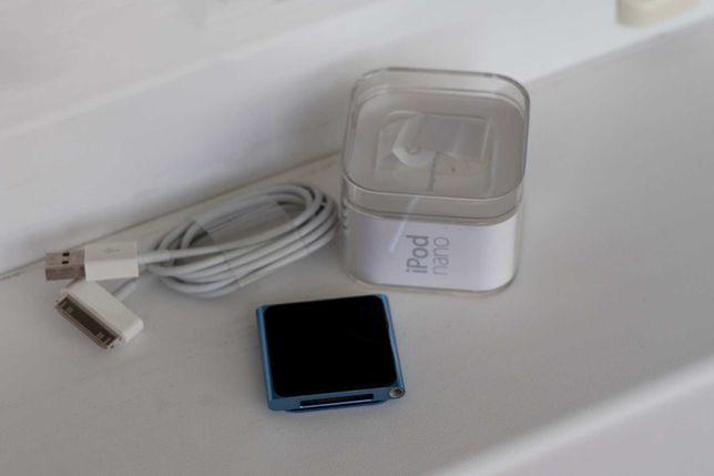 iPod nano 6 8gb Blue