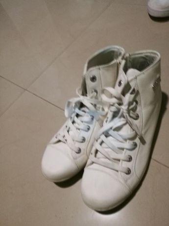 Fajne buty skorzane
