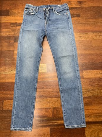 Spodnie jeans levis 508 W30 L34